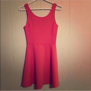 ⭐️ H&M   Coral Sleeveless Dress ⭐️